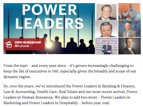 2017 Power Leader